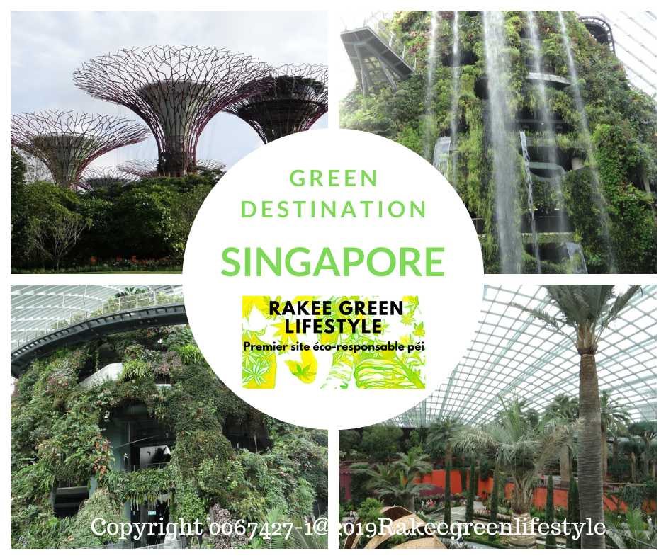 singapore green destination